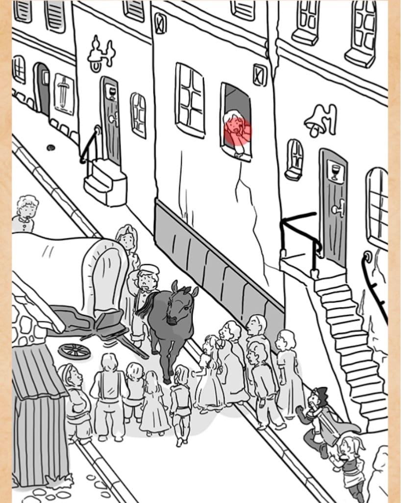 【謎解きは魔王討伐のあとで】 FILE.11「犯人を追え!」の攻略1