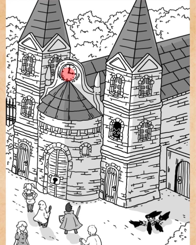 【謎解きは魔王討伐のあとで】 FILE.02「教会はお留守?」の攻略1