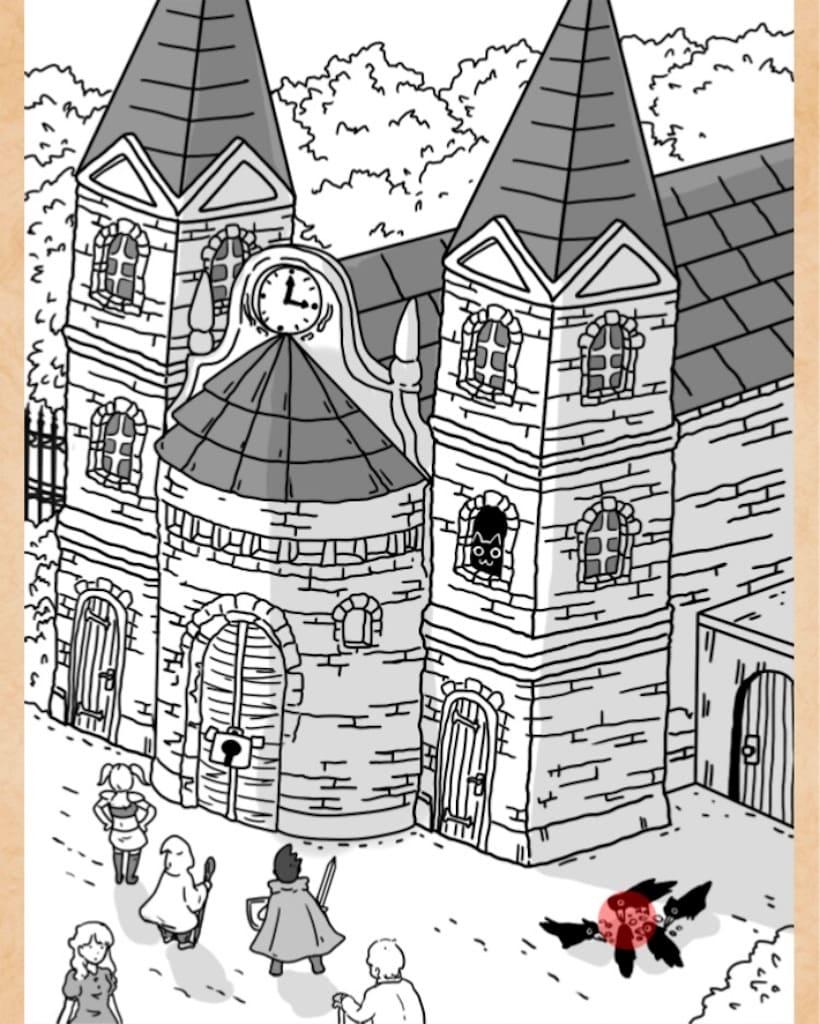 【謎解きは魔王討伐のあとで】 FILE.02「教会はお留守?」の攻略2