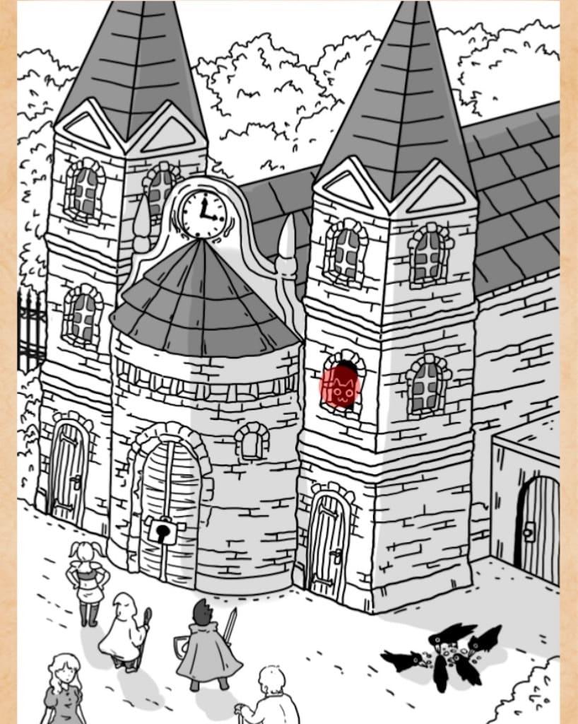 【謎解きは魔王討伐のあとで】 FILE.02「教会はお留守?」の攻略3