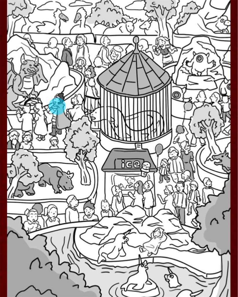 【なぞときクエスト】 FILE.09「祭りの見物客」の攻略1