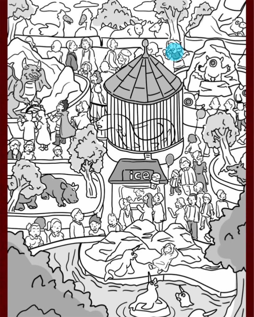 【なぞときクエスト】 FILE.09「祭りの見物客」の攻略3