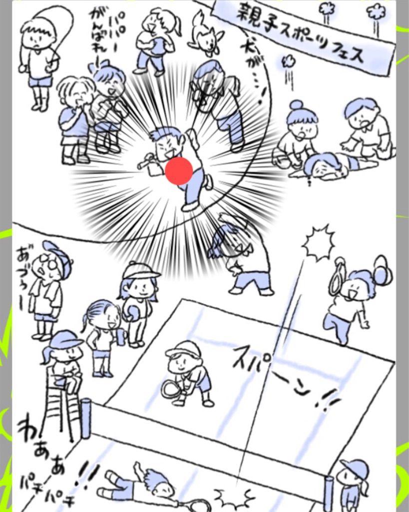 【理想と現実】 ステージ.9「スポーツ大会」の攻略2