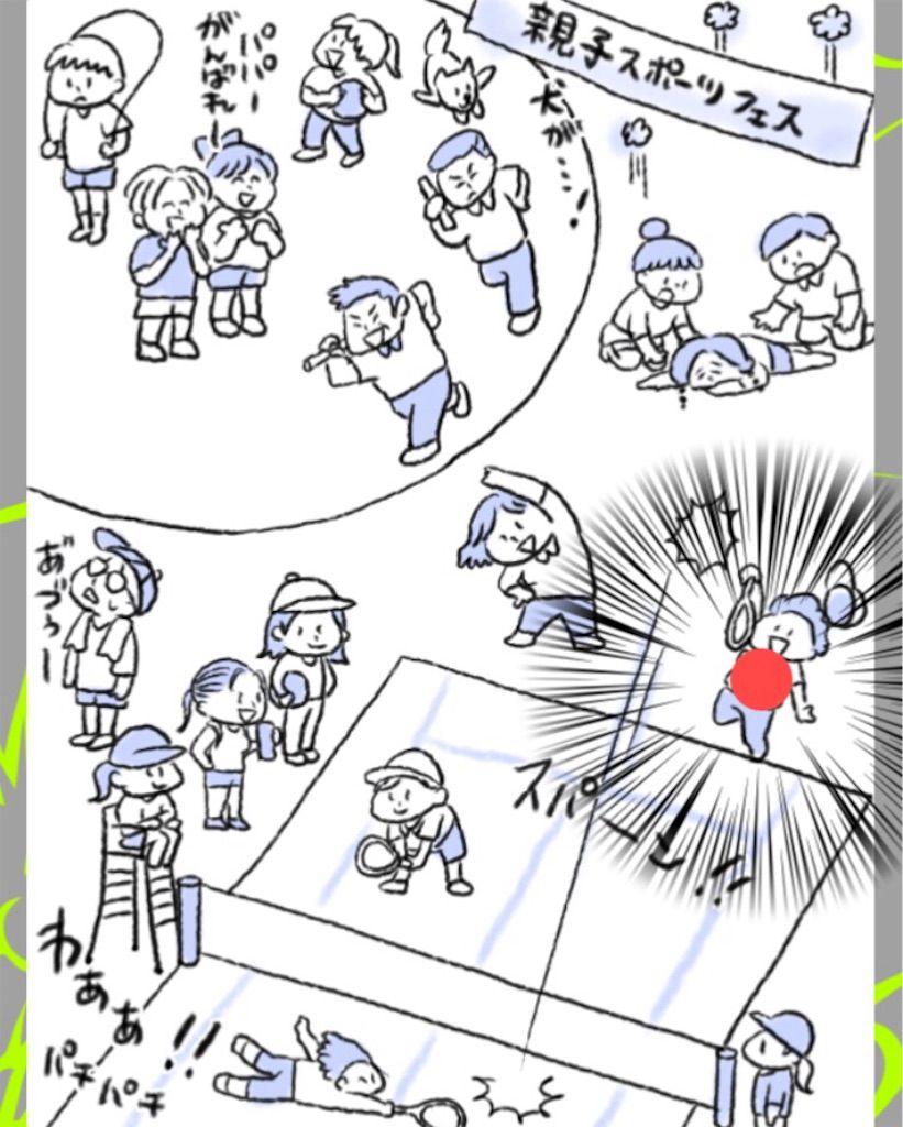 【理想と現実】 ステージ.9「スポーツ大会」の攻略3