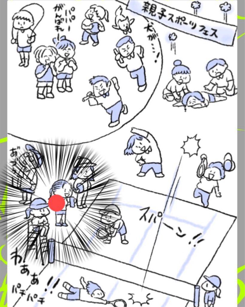 【理想と現実】 ステージ.9「スポーツ大会」の攻略4
