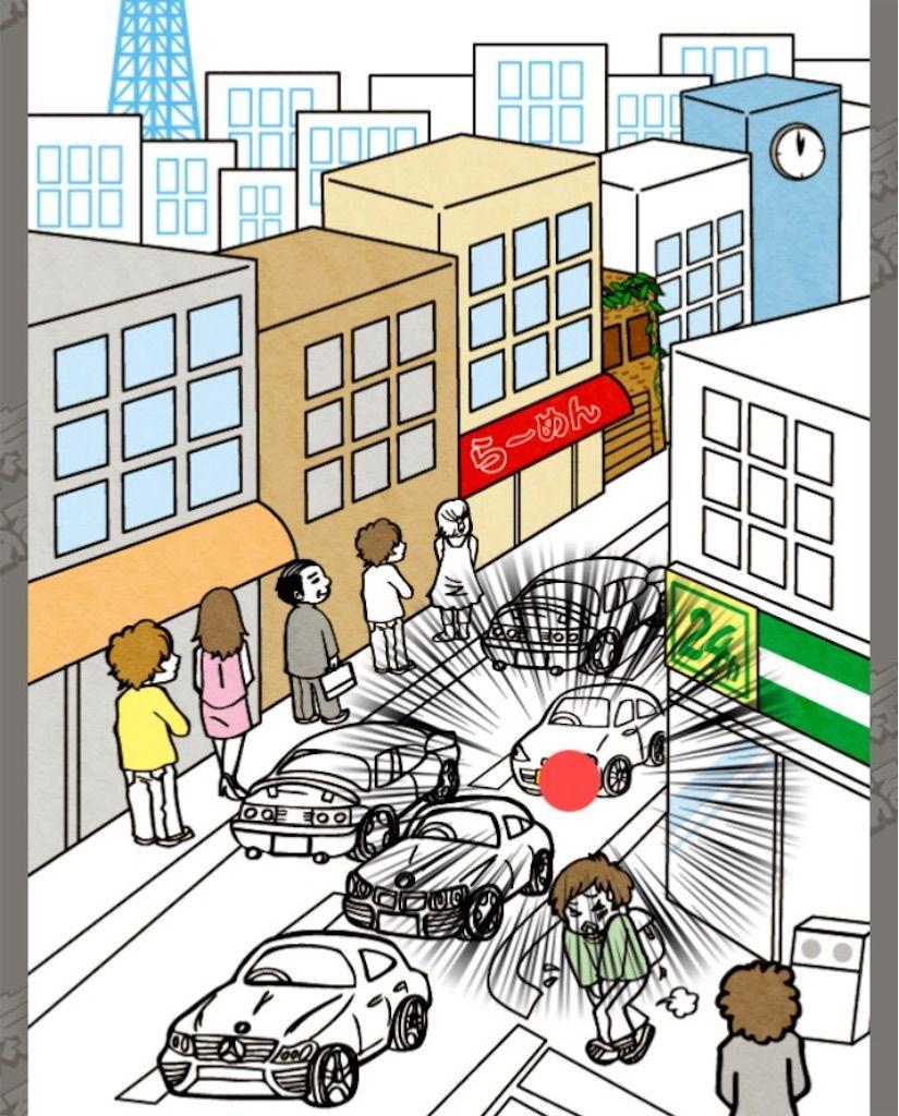 【東京あるあるSHOW】 File.05「東京の街その3」の攻略2