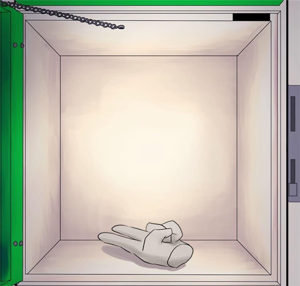 【謎解きロッカーの忘れ物】 27日目の攻略