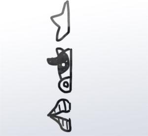 【謎解き窓ガラスの跡】 問題51の攻略
