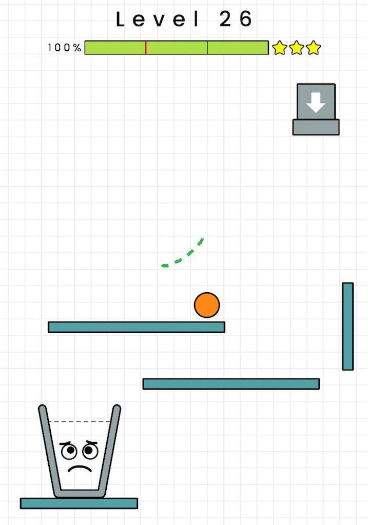 【HAPPY GLASS】level.26の攻略