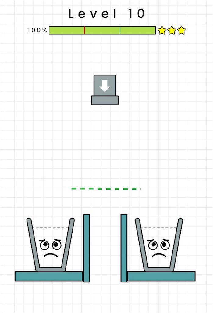 【HAPPY GLASS】level.10の攻略