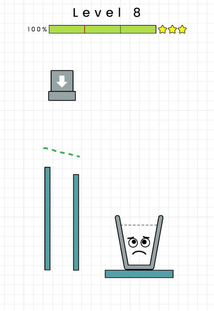 【HAPPY GLASS】level.08の攻略