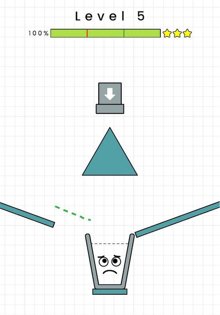 【HAPPY GLASS】level.05の攻略