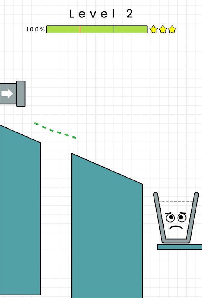 【HAPPY GLASS】level.02の攻略