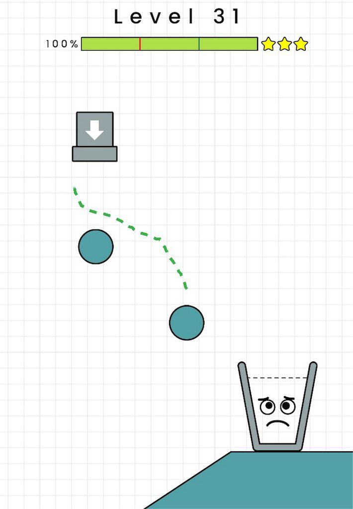 【HAPPY GLASS】level.31の攻略