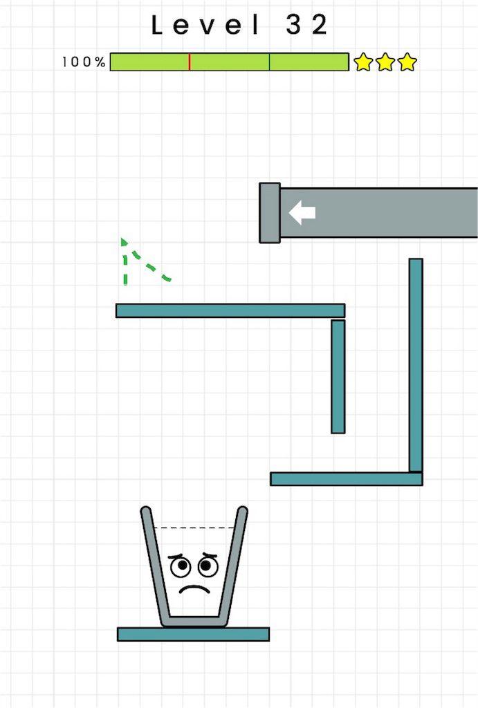 【HAPPY GLASS】level.32の攻略