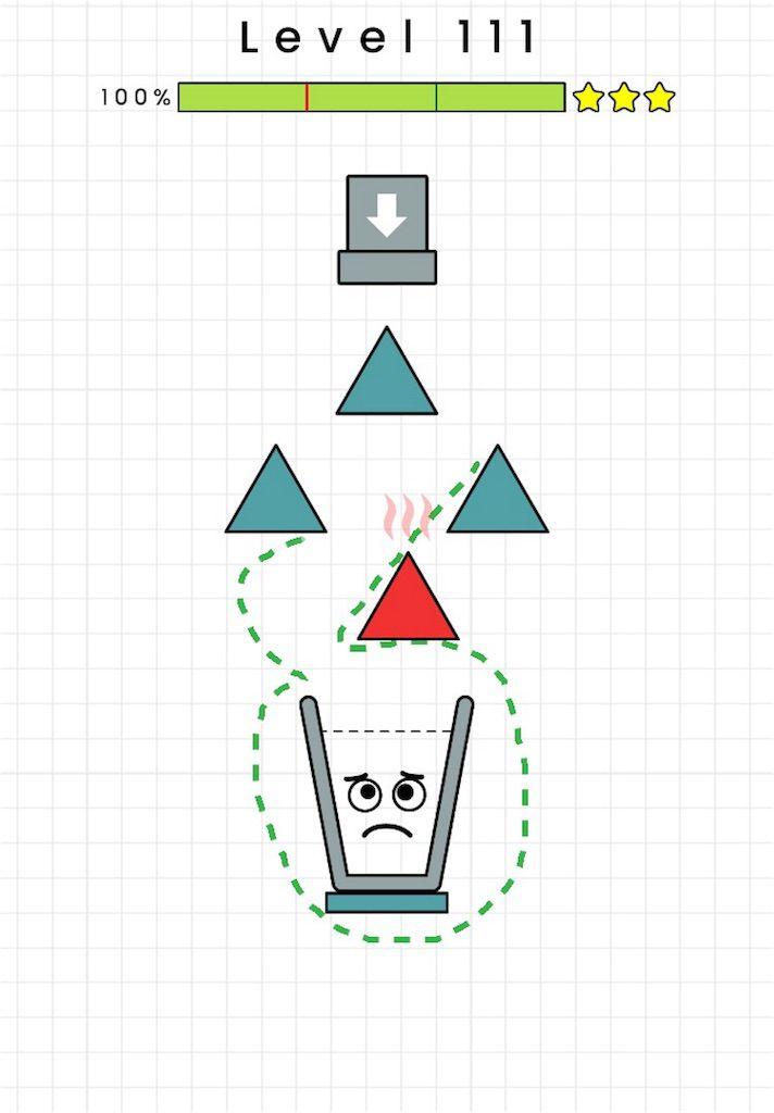 【HAPPYGLASS】Level.111の攻略