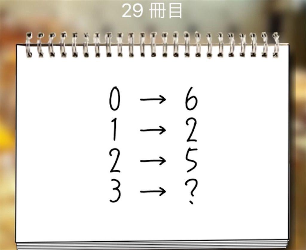 【謎解き学園】 29冊目の攻略