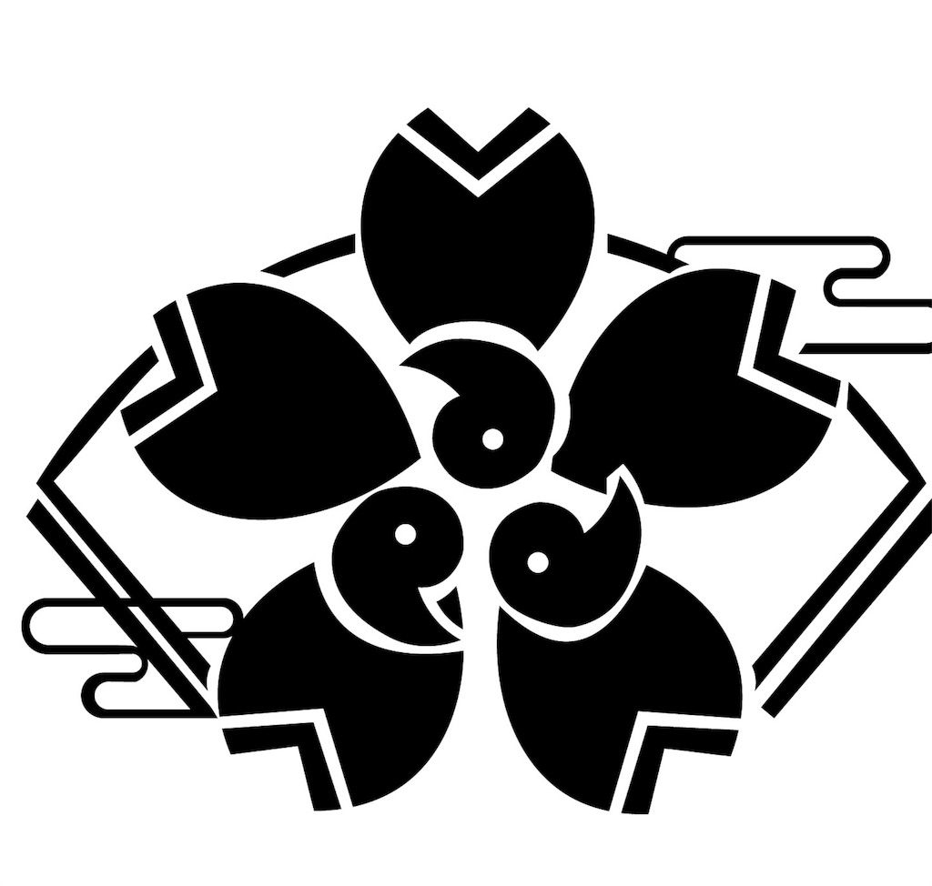 """""""アズールレーン"""" 重桜のシンボル"""