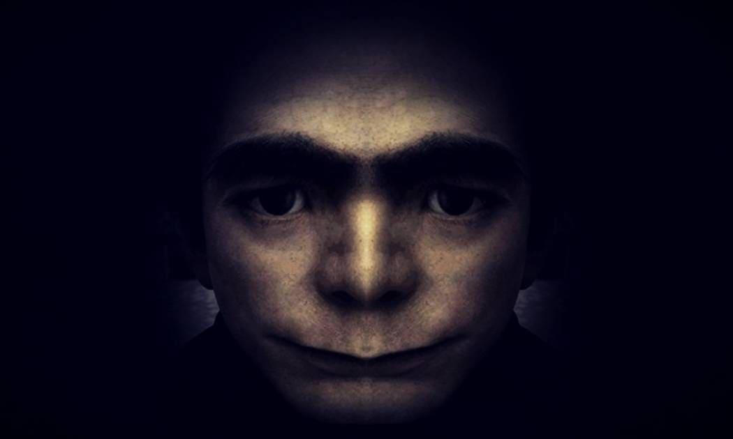 顔が怖い「This Man」