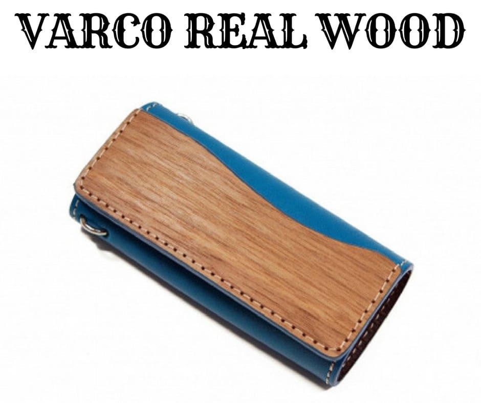 VARCO REAL WOOD(ヴァーコリアル ウッド)の「キーカバー キーケース」