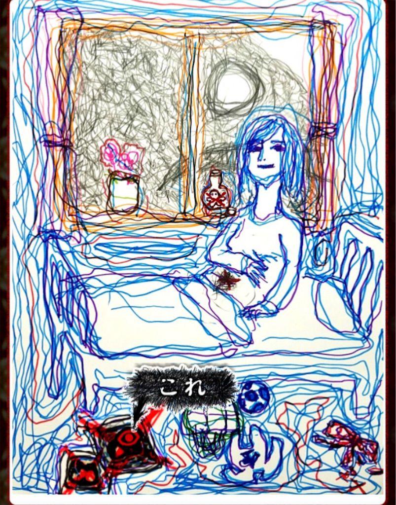 ブタが泣いた夜 「愛の対象」の問題1の答え