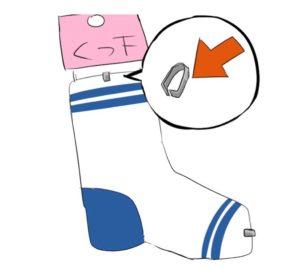 【これの名前】 93個目「新しい靴下についてるこれ」の答え