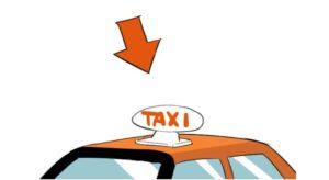 【これの名前】 95個目「タクシーの上についてるこれ」の答え