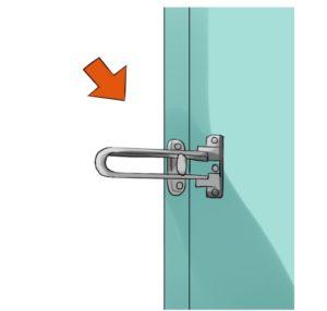 【これの名前】 97個目「ドアについてるこれ」の答え