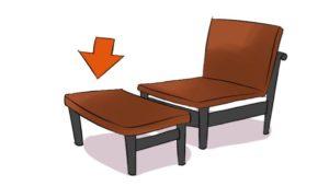 【これの名前】 83個目「椅子についてる足乗せるこれ」の答え