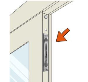 【これの名前】 45個目「扉を開かないようにするこれ」の答え