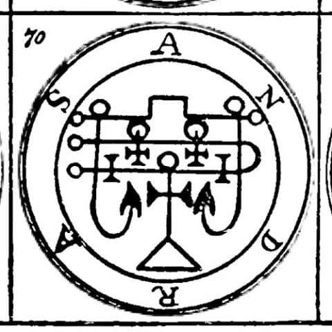 ソロモン72柱の悪魔のアンドラスとは?