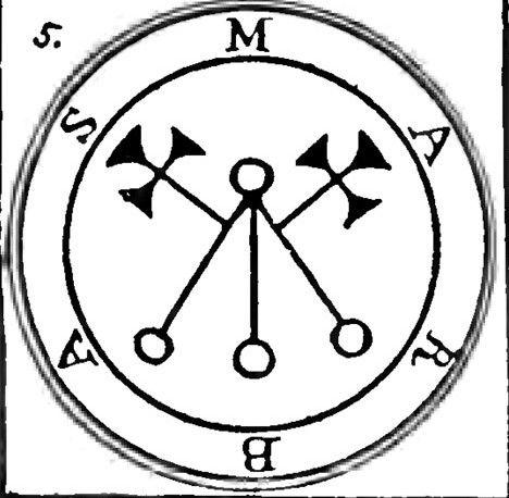 ソロモン72柱のマルファスという悪魔とは?