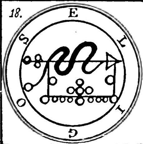 ソロモン72柱の悪魔のエリゴスとは?