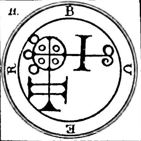 ブエルの紋章