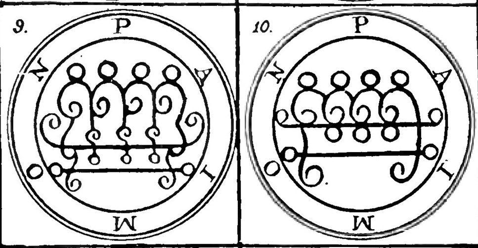 パイモンの紋章