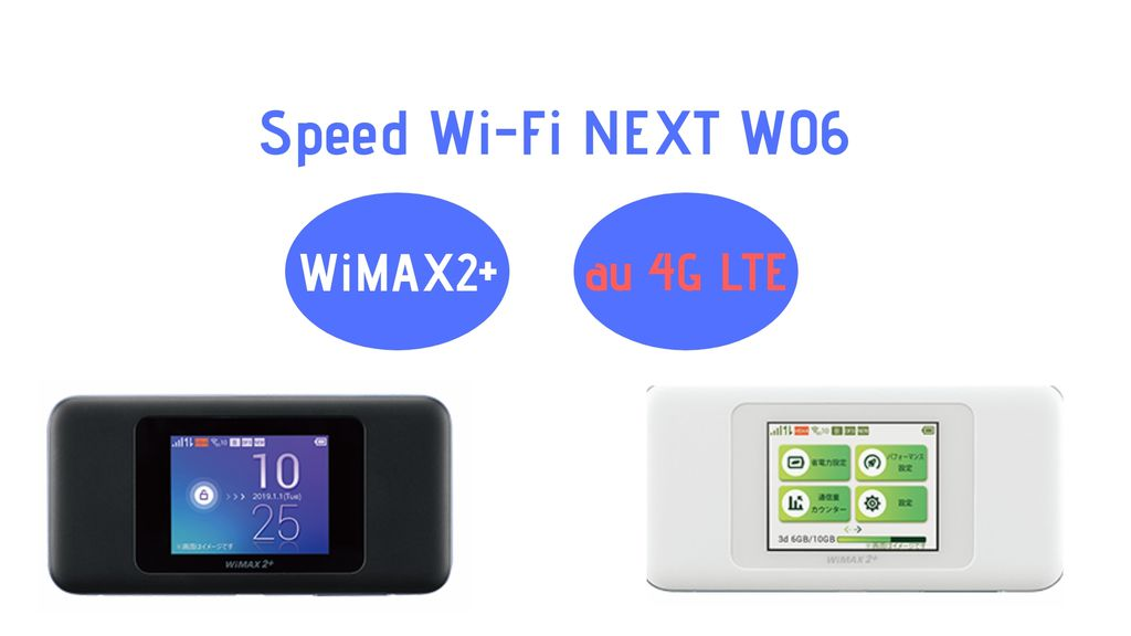 advent WiMAX2+で利用可能端末は?
