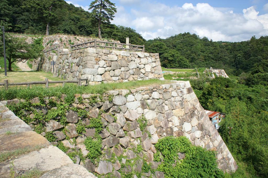 鳥取県の心霊スポットの鳥取城跡
