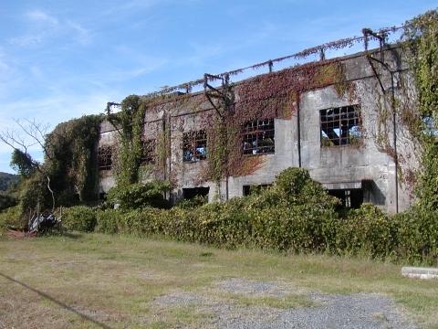 徳島県の心霊スポットの城南工業高校跡地