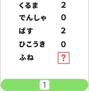 【シカマルIQ シリーズ1】 Q.50の攻略