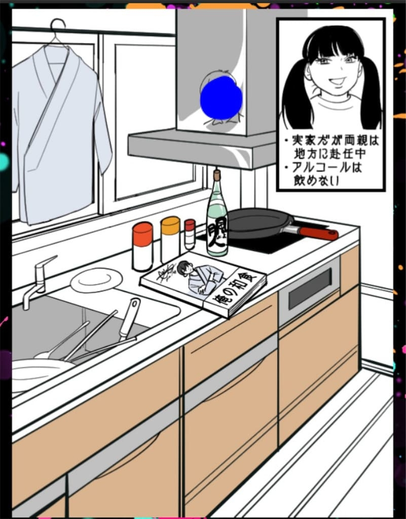 【SCARLET~今度は私が浮気してもいいかしら?】 CASE.14「食べるの大好き彼女」の攻略4