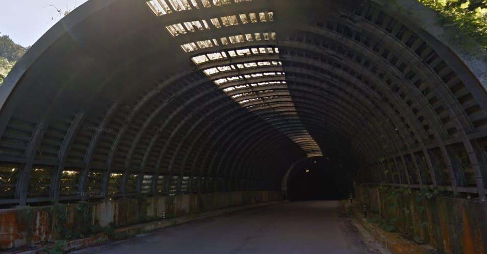 福井県の心霊スポット「一光(いかり)トンネル」