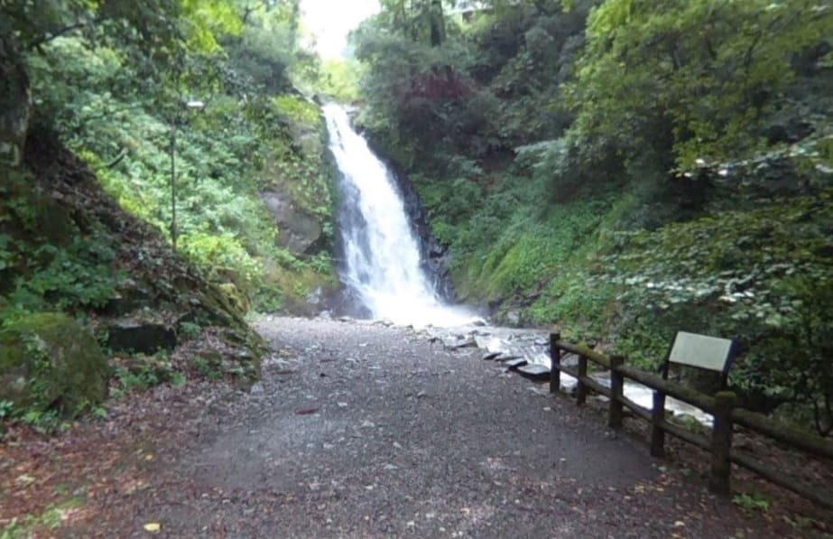 福井県の心霊スポット「一乗滝」