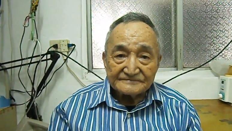 「1984年 台湾 炭鉱」で生き残った男性は?
