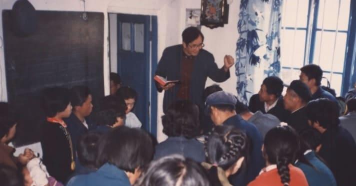 「1984年 台湾 炭鉱」で生き残った男性は牧師として活動