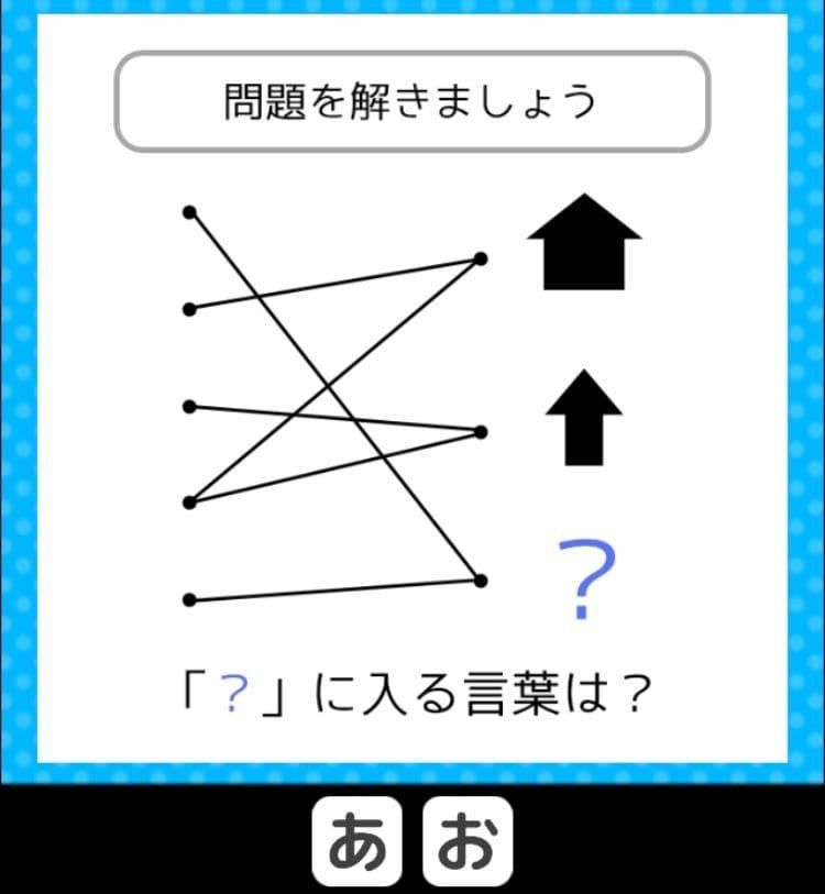 【クイズ王からの挑戦状】 ステージ4の問題24の攻略