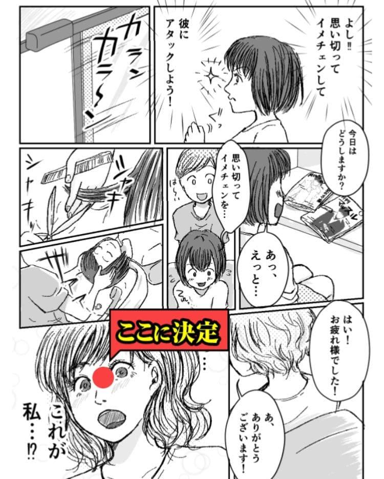 「美人化☆計画」 問題.01「イメチェン」の攻略