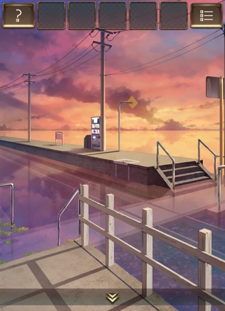 【脱出ゲーム ウセモノターミナル2】 ステージ2の攻略2