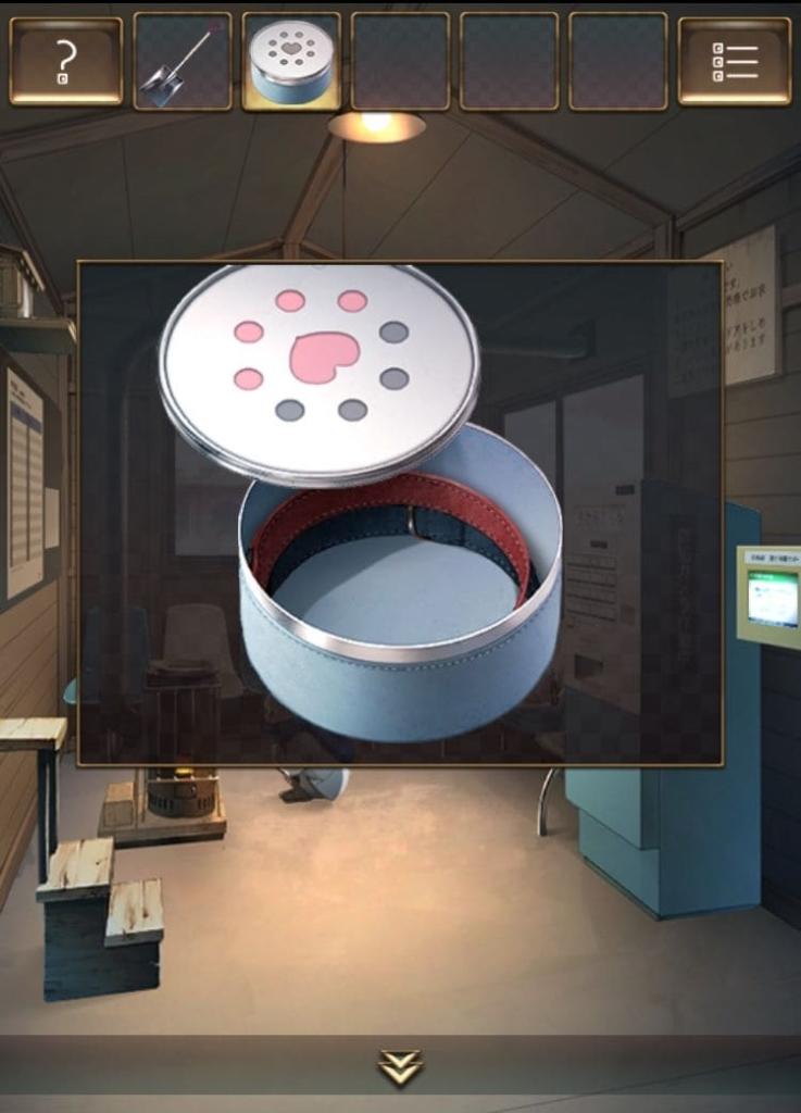 【脱出ゲーム ウセモノターミナル2】 ステージ5の攻略23