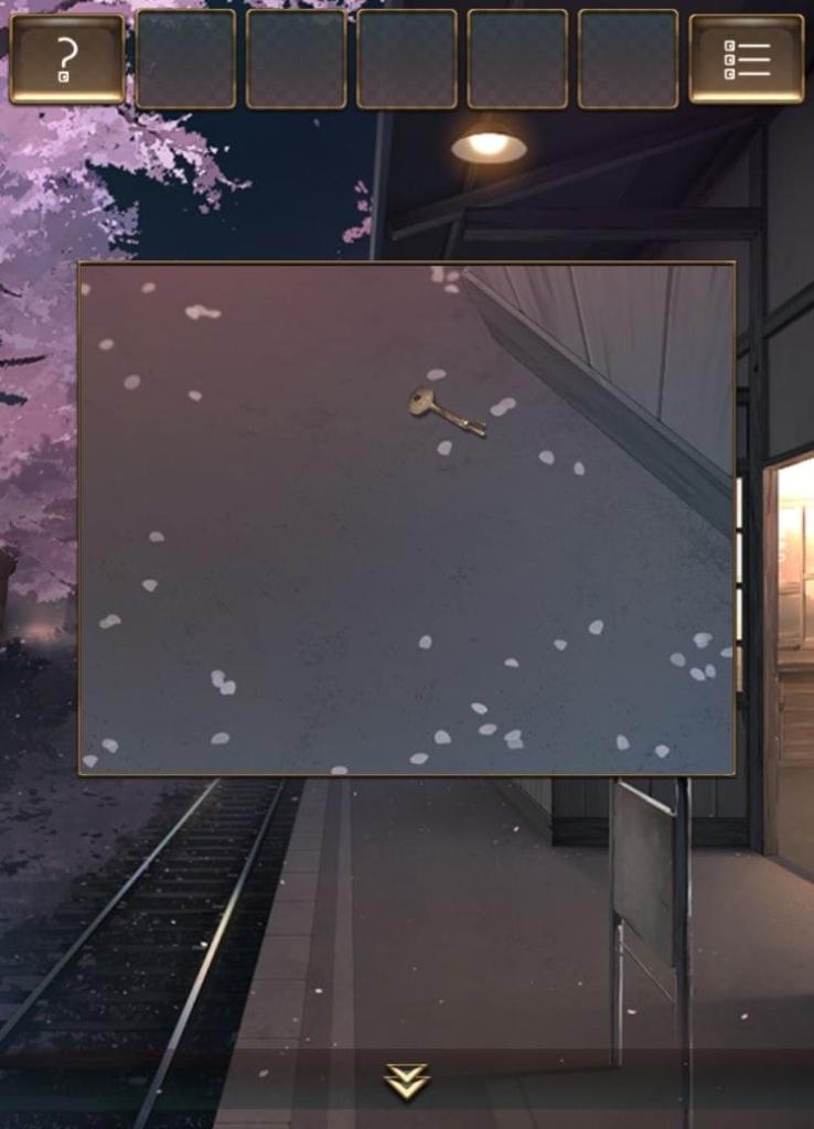 【脱出ゲーム ウセモノターミナル2】 ステージ9の攻略7