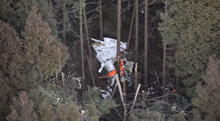 OH-6DAえびの墜落事故が起きた原因は何なのか?